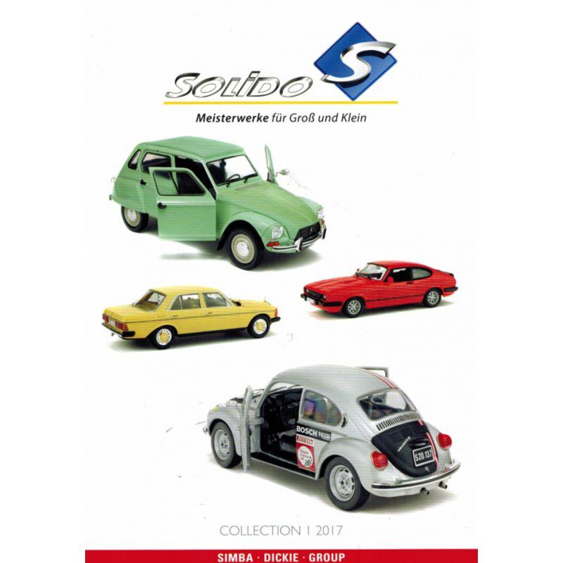 solido 1 18 katalog 2017 mit neuheiten 1 43 modellauto car 1 99 eur modellauto riedl. Black Bedroom Furniture Sets. Home Design Ideas