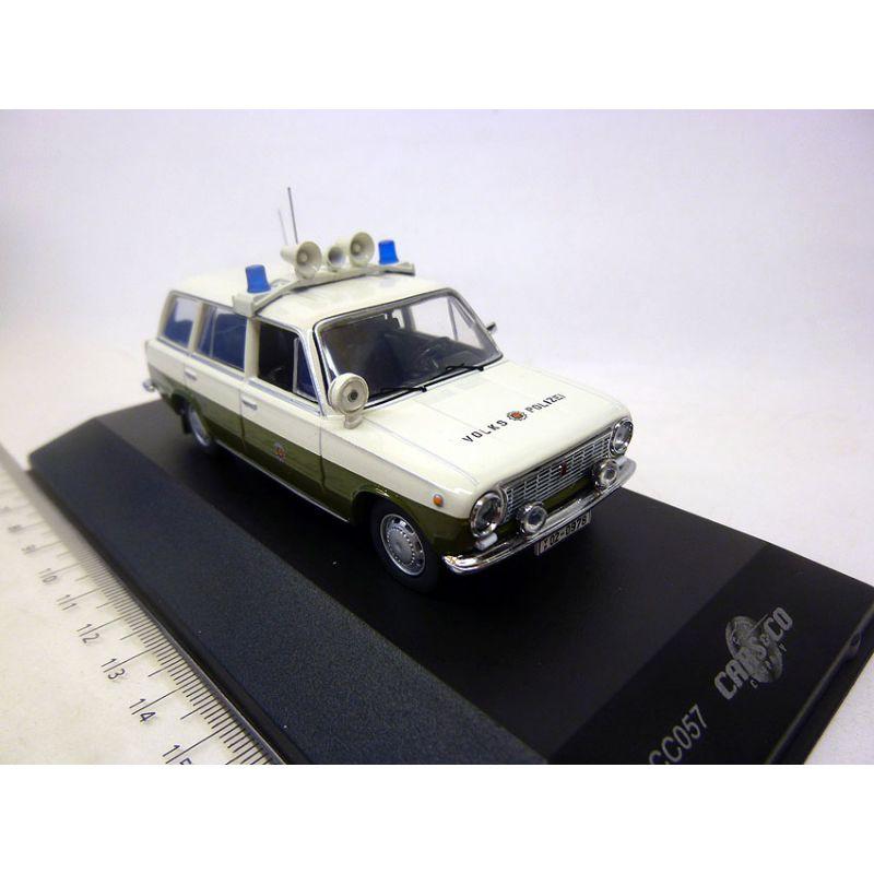 CCC057 IXO 1:43 Lada 1200 2102 Kombi Volkspolizei DDR