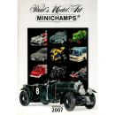 Minichamps Katalog 2007 Edition 1 Model Car
