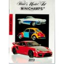 Minichamps Katalog 2013 Street Cars A6 mini