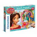 20142 Clementoni Jewels Puzzle Disney Elena of Avalor 104...