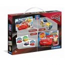 13732 Clementoni Cars 3 Mini Edu Kit Puzzle Domino...