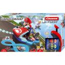 63014 Carrera My 1. First Nintendo Mario Kart Set Rennbahn
