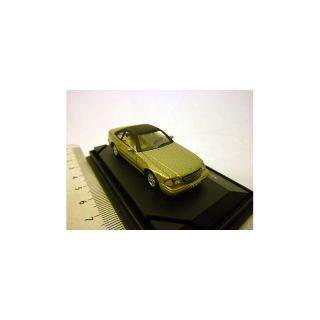 25341 Schuco 1:87 MB SL600 Coupe