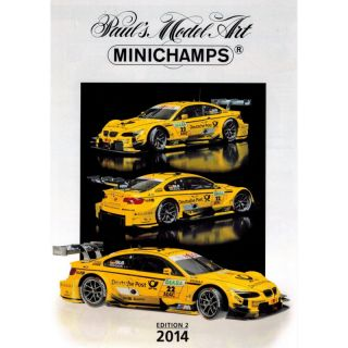 Minichamps 1:18 Katalog 2014 Edition 2  1:43