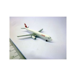 403551662 Schuco 1:600 Swiss International Airlines Airbus A321