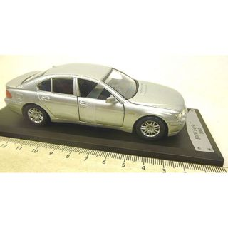 143303 Solido 1:43 BMW Serie 7 2005 silber met