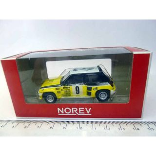 310501  Norev 1:54 Renault Turbo 1980 Rally