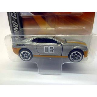 Chevrolet Camaro Racing Majorette 1:64 Racing Cars