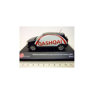 JC161 J collection 1:43 Nissan Qashqai Europe Advertisement 2007