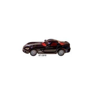 1434 SIKU 1:55 Dodge Viper black
