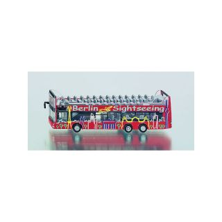 1885 Siku 1:87 MAN Doppelstock Sightseeing Berlin Bus