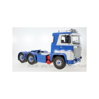RK180013 Road Kings 1:18 Scania LBT 141 blau/weiss, 1976