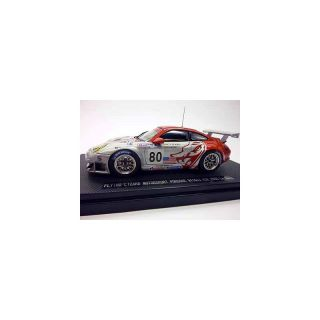 778 Ebbro 1:43 Porsche 911GT3 Flying Lizard Le Mans