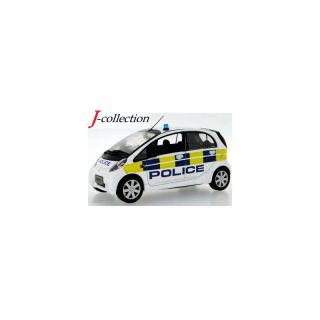 JC164 J collection 1:43 Mitsubishi i MIEV 2009 Polizei Police