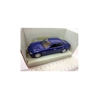 3316336 Schuco Junior Line 1:43 Maserati Evolution blau met