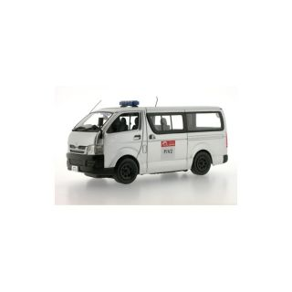 JC218 Jcollection 1:43 TOYOTA Hiace Van Rally Japan Service Car