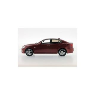JC115 Jcollection 1:43 LEXUS IS220d Vermillion Red 2008