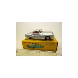 549 Dinky Toys 1:43 Borgward Isabella Coupe silber met