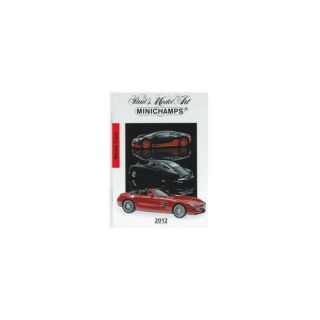 Minichamps Katalog 2012 Road Cars A6