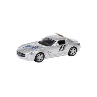 25990 Schuco 1:87 Mercedes-Benz SLS AMG Coupé F1 2011 Safety Car