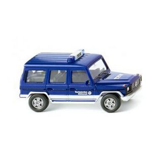 069325 Wiking 1:87 Mercedes Benz G Klasse THW