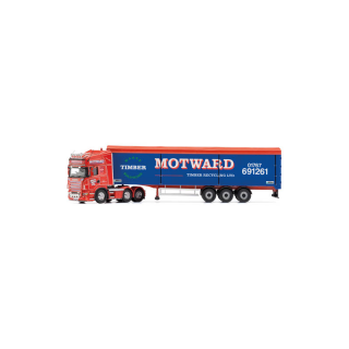 CC13752 Corgi 1:50 SCANIA R Motward, Moving Floor