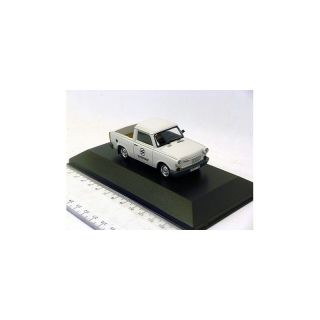 IXO IST 179B 1:43 Trabant 1.1 Pick up open DDR light grey 1990
