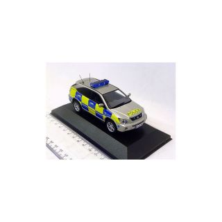 JC185 J collection 1:43 Lexus RX400h Hybrid 2005 U.K. Hampshire Police
