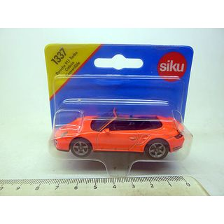 1337 Siku 1:50 Porsche 911 Turbo Cabrio orange