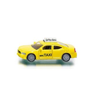 1490 Siku 1:50 Dodge NYC US Taxi Pizza Express